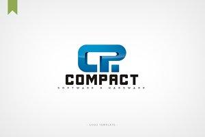 Letter C-P Premium Logo