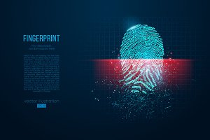 Security, electronic fingerprint