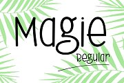 Magie Regular