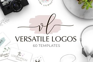 SALE! Versatile Logo Templates