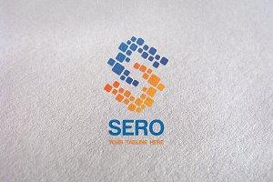 S Letter / Sero Logo Template