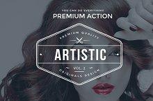 Artistic Lightroom Presets Vol. 2