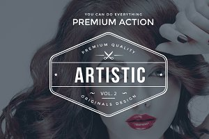 Artistic Lightroom Presets Vol. 2