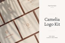 Camelia - Logo Kit by  in Logos
