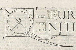 1525 Durer Initials OTF