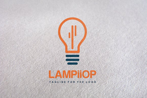 Fresh Ideas Light Logo Template Templates Creative Market
