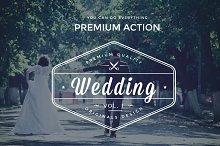 Wedding Lightroom Presets Vol. 1