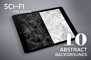 Abstract B&W backgrounds for design