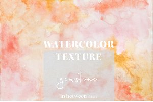 Pastel Watercolor Texture Background