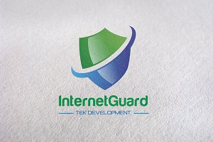 Internet Guard Technology Logo
