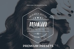Dreamland Lightroom Presets