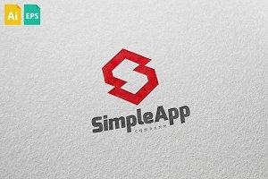 Simple App Logo