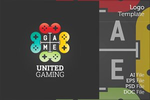 United Gamers Logo Symbol