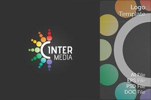 Intermedia Logo Symbol