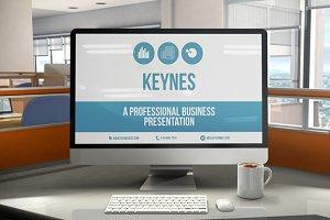Keynes - Corporate Presentation