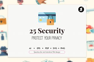 25 Security and crimes elements