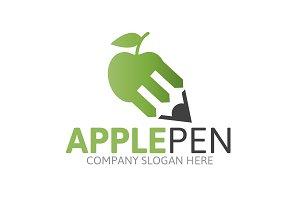 Apple Pen Logo