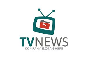 Tv News Logo