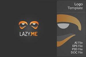 Lazy Logo Symbol