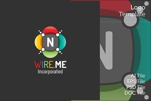 Network Logo Symbol