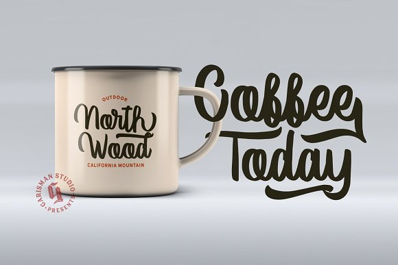 Vector Type in Script Fonts - product preview 6