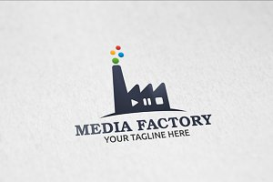 Media Factory - Logo Template