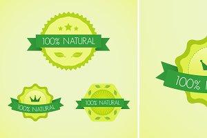 Green Eco bangles