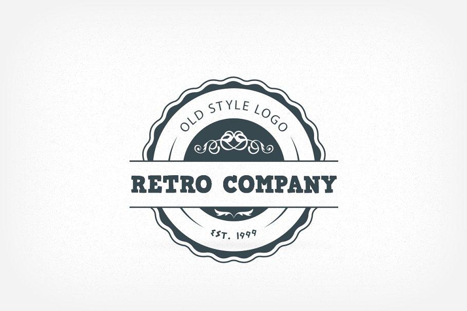 Retro Company - Logo and Stationery