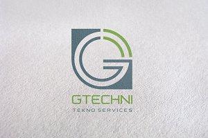 G Letter / Letter G / Logo Template