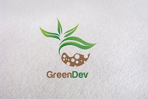 Leaf / Eco / Natural / Forest Logo