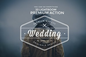 Wedding Lightroom Presets Vol. 2