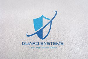 Security / Shields / Tech Guard Logo