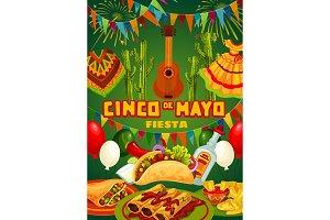 Mexican party Cinco de Mayo