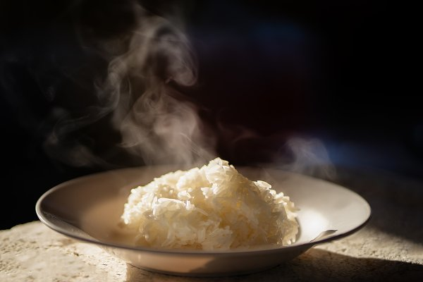 Food Images: Moo&Pollar - Steamed sticky rice