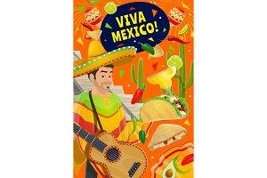 Cinco de Mayo holiday, Viva Mexico
