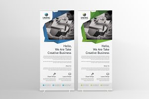 Roll-up Banner