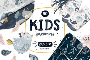 Kids Patterns Bundle