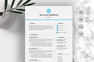 Word Resume/CV