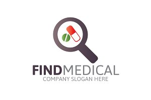 Find Medical Logo
