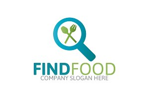 Find Food Logo