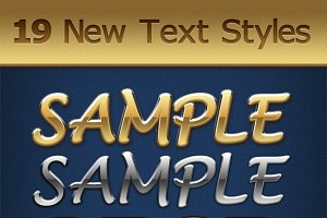 Text Styles Collection
