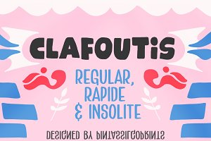 Clafoutis intro 35% off
