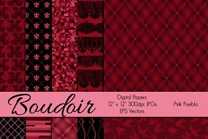 Boudoir or Valentine Backgrounds