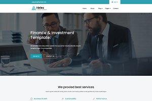 Helex - Corporate WordPress Theme