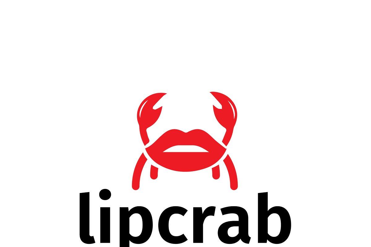 lipcrab logo
