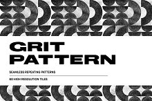 Grit Pattern - 60 Seamless Tiles by  in Patterns