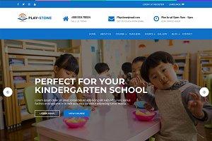 PlayStone - Education WP Theme