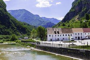 Montenegro landscape - the small