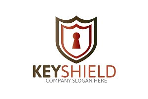 Key Shield Logo