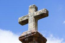 Christian cross(vertical)